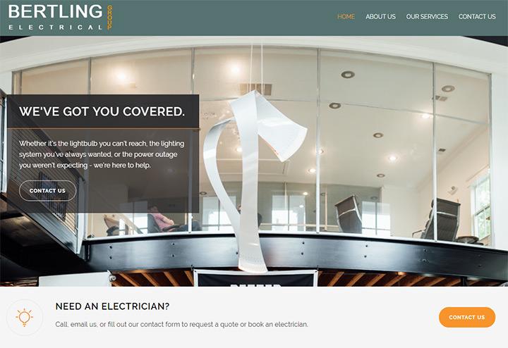 bertling electrical