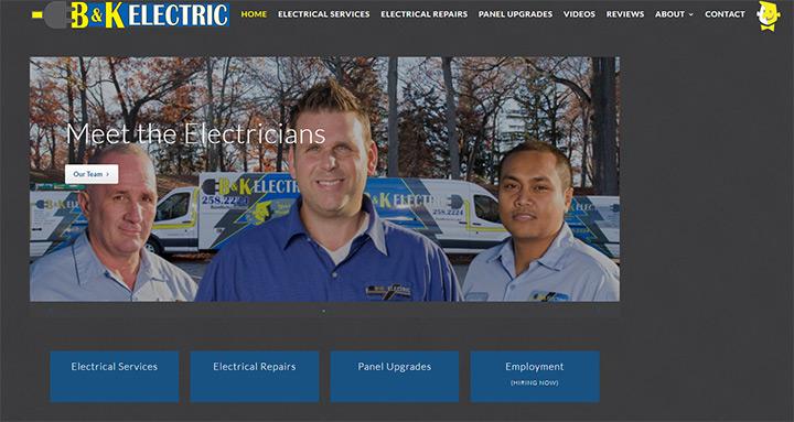 bk electric
