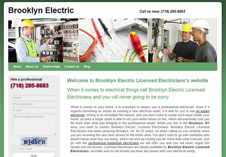 brooklyn electric