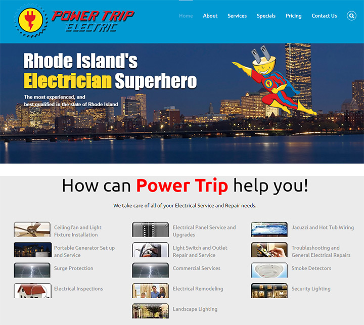 power trip electric
