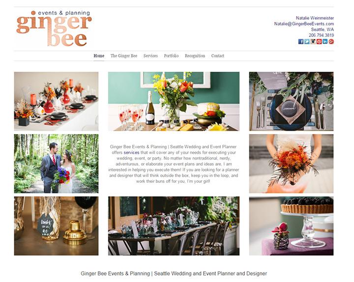 100 best wedding party event planning websites ginger bee junglespirit Choice Image
