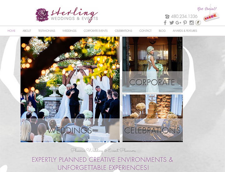 sterling weddings events