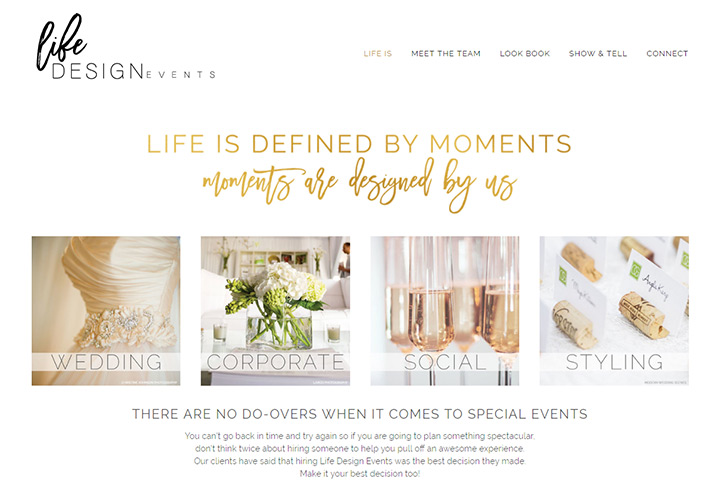 life design events