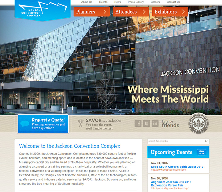 jackson conventions