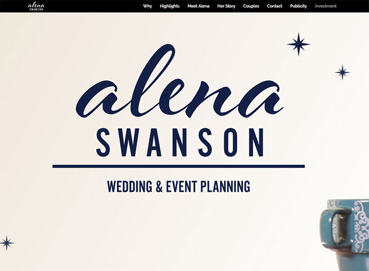 alena swanson events