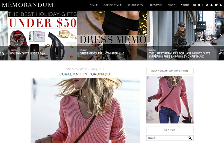 200 Best Fashion Blogs For Creative Ideas Design Inspiration