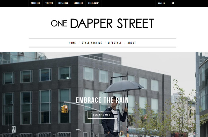one dapper street