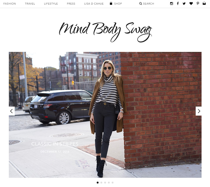 mind body swag blog