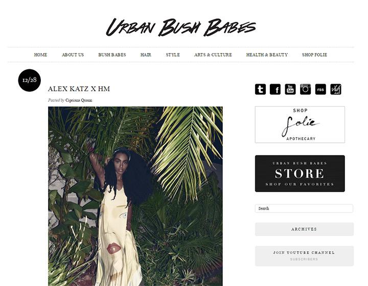 urban bush babes
