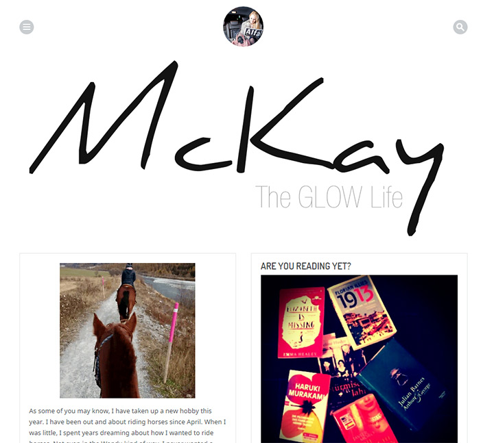 mckay fashion blog
