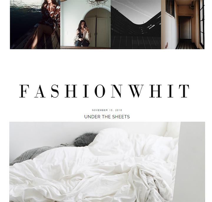 fashion whit