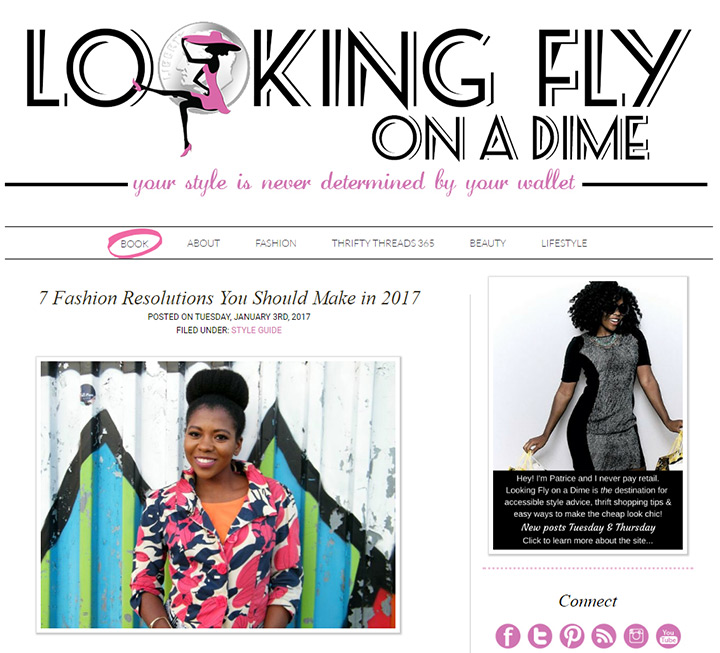 lookinfly on a dime blog