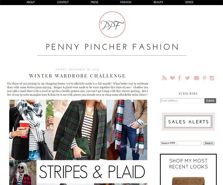 penny pincher fashion