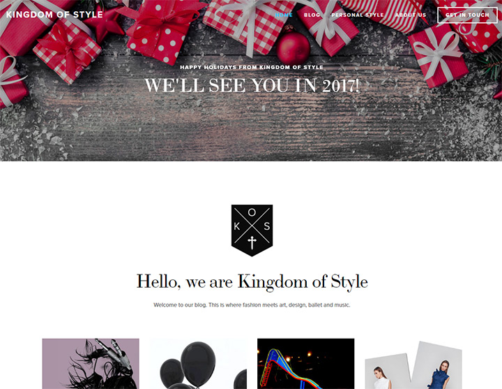 kingdom of style blog