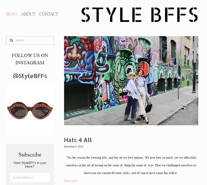 style bffs blog