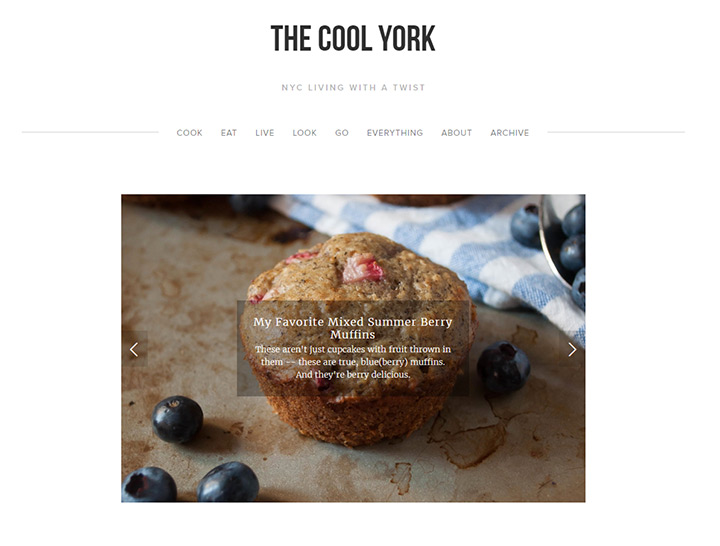 cool york blog