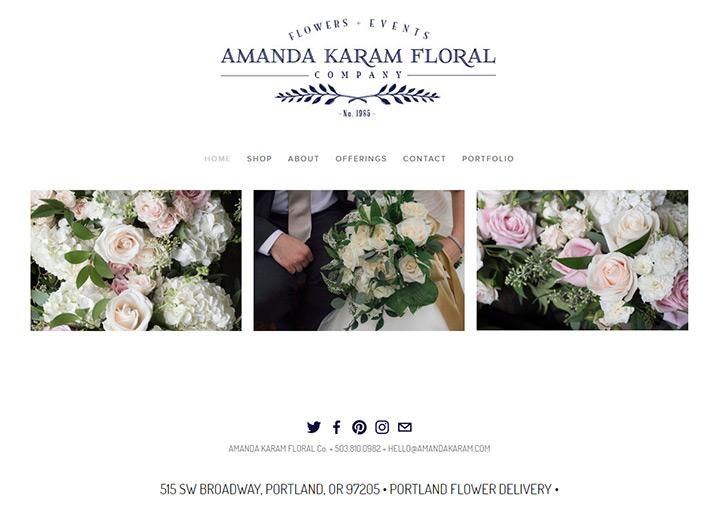 amanda karam floral