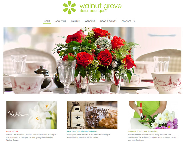 walnut grove floral boutique