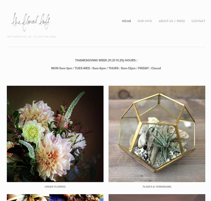 floral loft