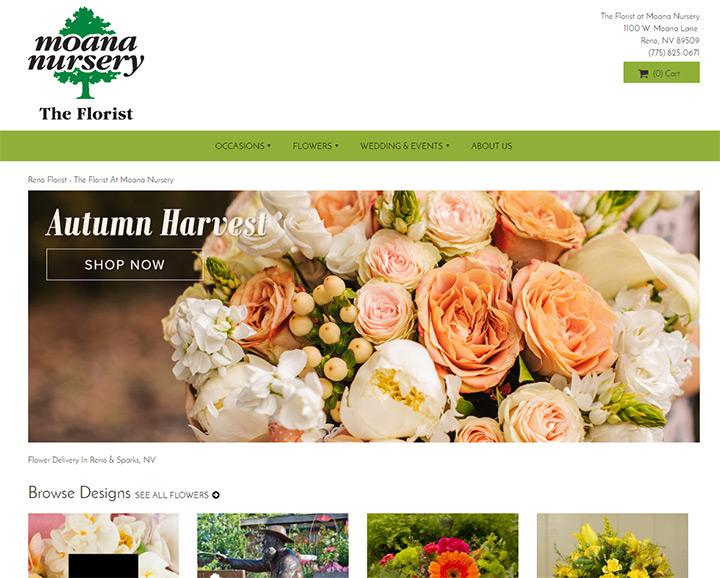 moana florist