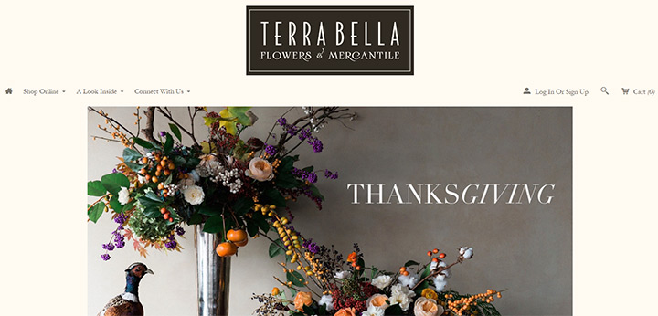 terra bella flowers