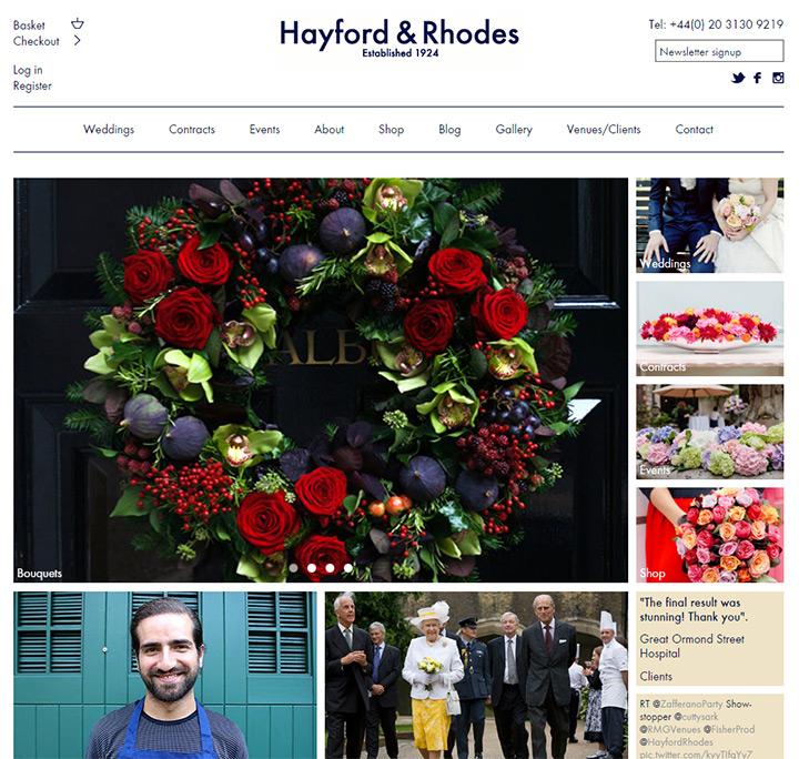 hayford rhodes