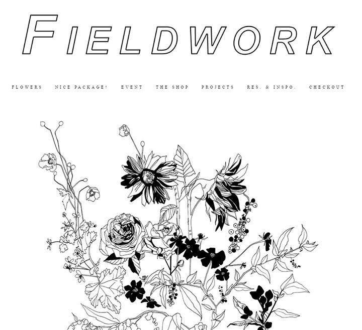 fieldwork florist