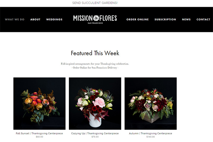 mission flores florist