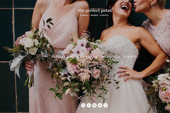 the perfect petal
