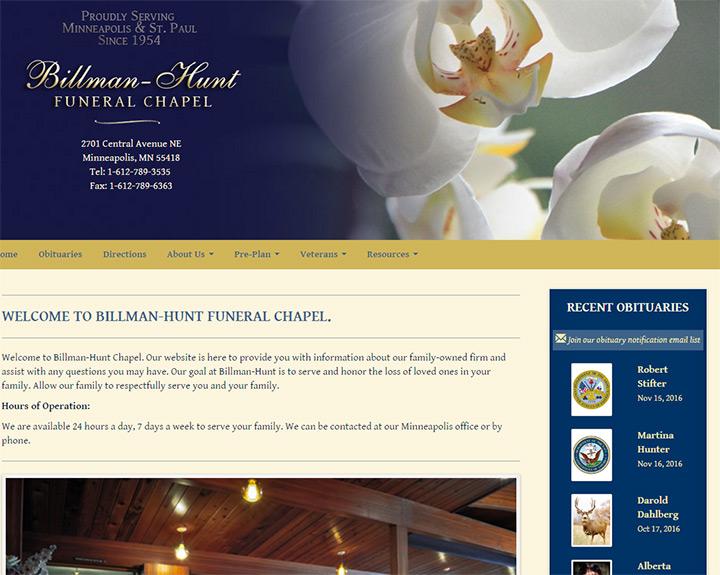 Billman Hunt Funeral Home