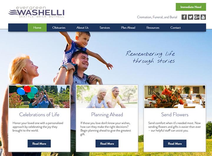 Evergreen Washelli