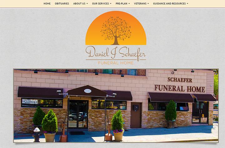 daniel schaefer funeral home