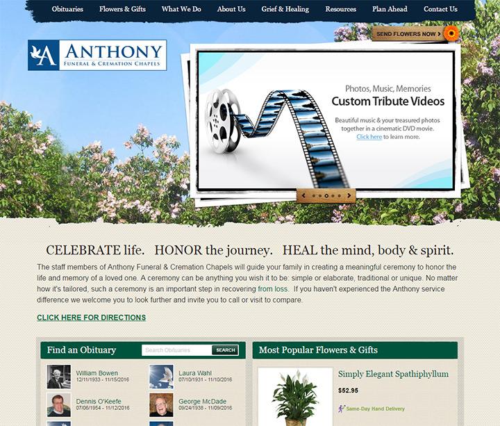 anthony cremation