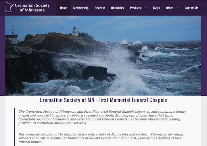 cremation of minnesota