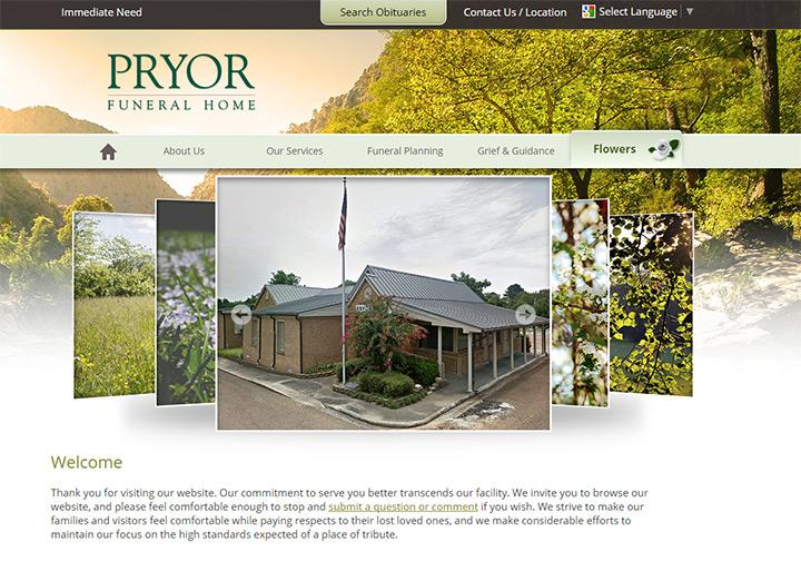 pryor's funeral