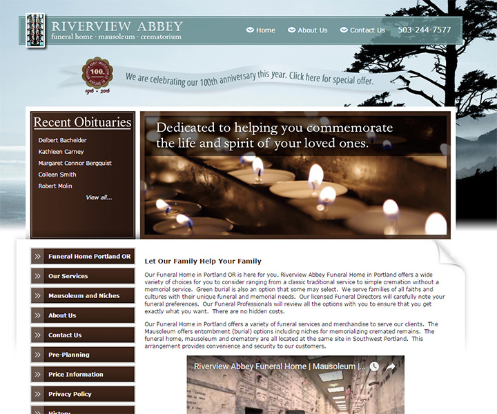 riverview abbey