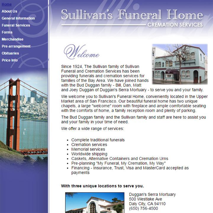 Sullivans Funeral Home
