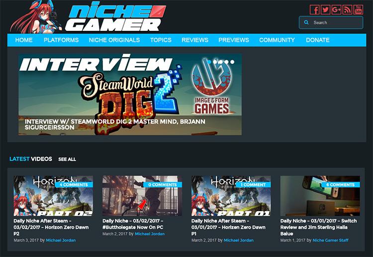 Gaming Blog