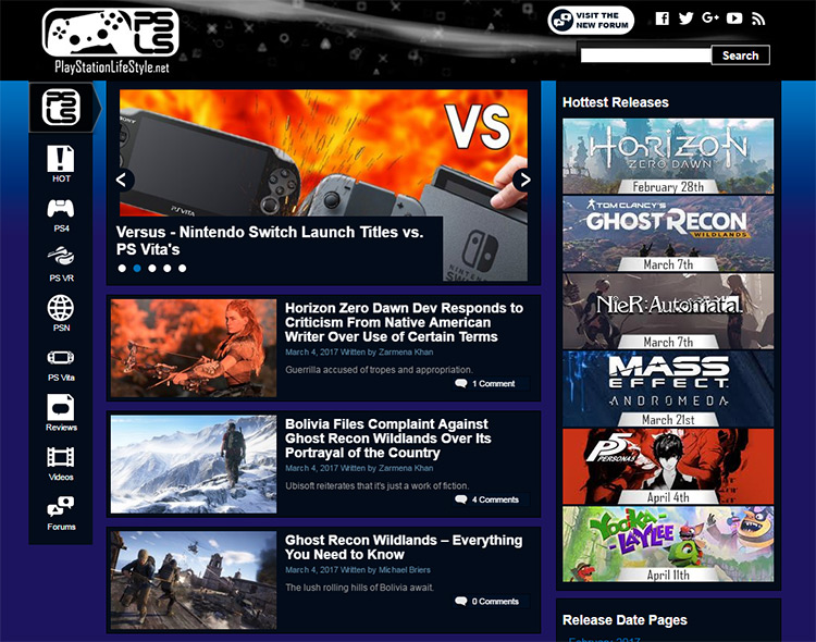 Blogs For Gamers