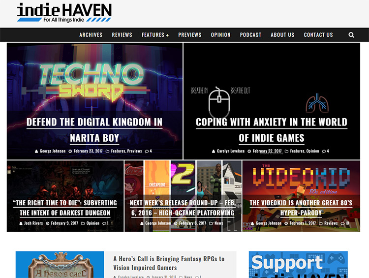indie haven