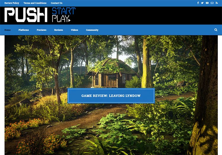 push play start gaming blog