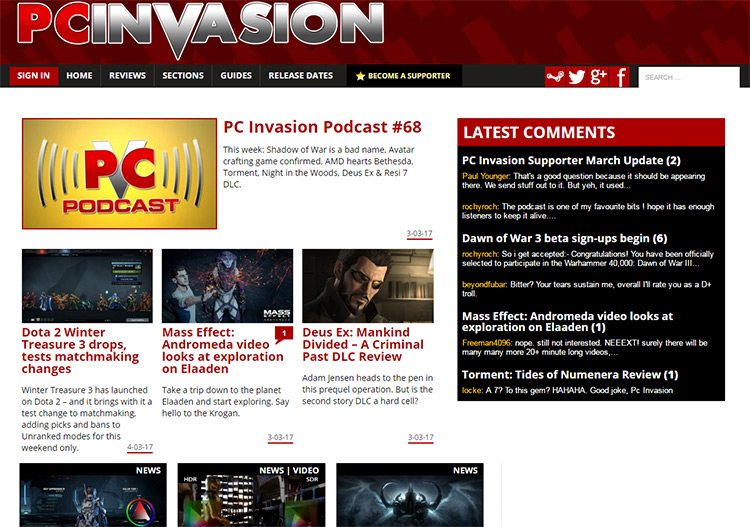 pc invation blog