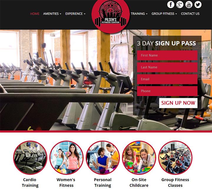 pilsens fitness center