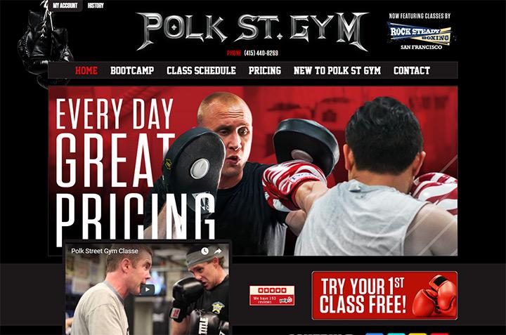 polk street gym