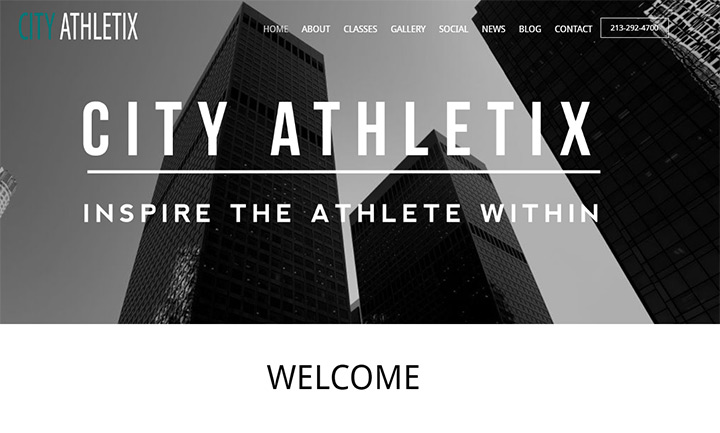 city athletix