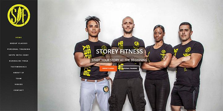 storey fitness