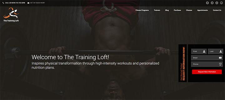 the training loft