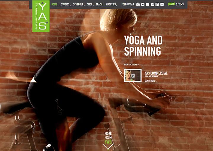 yas fitness center