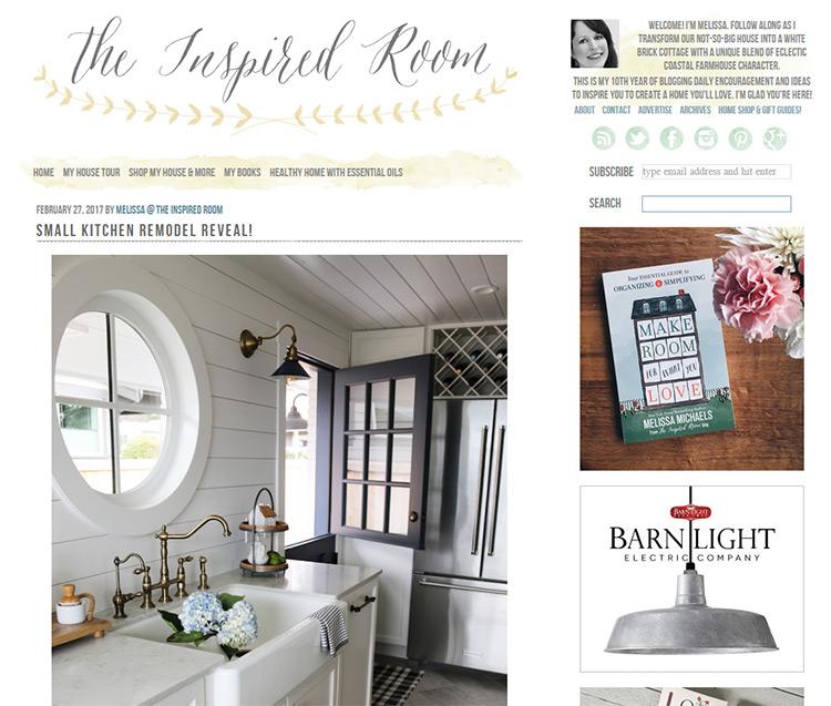 inspired room