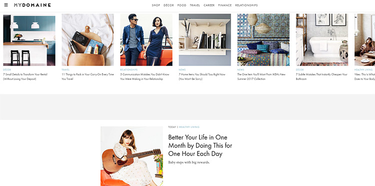 my domaine blog